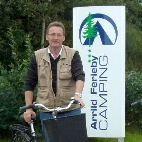 Asmus Lund, Ejer af Arrild Ferieby Camping