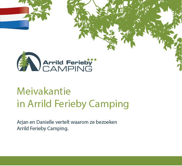 Meivakantie in Arrild Ferieby Camping