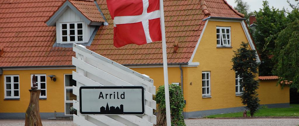 Velkommen til Arrild